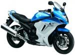 Информация по эксплуатации, максимальная скорость, расход топлива, фото и видео мотоциклов GSX650FA