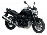 Информация по эксплуатации, максимальная скорость, расход топлива, фото и видео мотоциклов GSF650A Bandit
