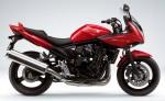 Информация по эксплуатации, максимальная скорость, расход топлива, фото и видео мотоциклов GSF650SA Bandit (2008)