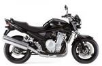 Информация по эксплуатации, максимальная скорость, расход топлива, фото и видео мотоциклов GSF1250 Bandit