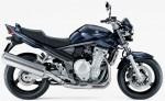 Мотоцикл GSF1250A Bandit: Эксплуатация, руководство, цены, стоимость и расход топлива