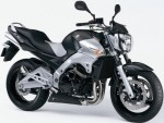 Информация по эксплуатации, максимальная скорость, расход топлива, фото и видео мотоциклов GSR600