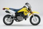 Информация по эксплуатации, максимальная скорость, расход топлива, фото и видео мотоциклов DR-Z70 (2008)