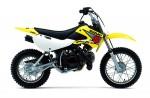 Информация по эксплуатации, максимальная скорость, расход топлива, фото и видео мотоциклов DR-Z110 (2004)