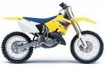 Информация по эксплуатации, максимальная скорость, расход топлива, фото и видео мотоциклов RM 125 (2009)