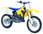 Информация по эксплуатации, максимальная скорость, расход топлива, фото и видео мотоциклов RM 125 (2007)