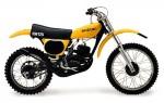 Информация по эксплуатации, максимальная скорость, расход топлива, фото и видео мотоциклов RM 125 (1975)