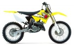 Мотоцикл RM 125 (2003): Эксплуатация, руководство, цены, стоимость и расход топлива