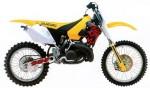 Мотоцикл RM 250 (1997): Эксплуатация, руководство, цены, стоимость и расход топлива