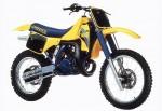 Мотоцикл RM 250 (1986): Эксплуатация, руководство, цены, стоимость и расход топлива