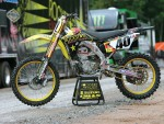 Мотоцикл RM-Z450 (2006): Эксплуатация, руководство, цены, стоимость и расход топлива