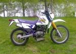 Мотоцикл DR125SE (2000): Эксплуатация, руководство, цены, стоимость и расход топлива