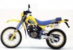Мотоцикл DR200 (1986): Эксплуатация, руководство, цены, стоимость и расход топлива