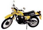 Мотоцикл DR500S (1982): Эксплуатация, руководство, цены, стоимость и расход топлива