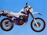 Мотоцикл DR 600R Dakar (1986): Эксплуатация, руководство, цены, стоимость и расход топлива