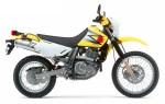 Мотоцикл DR650SE (2004): Эксплуатация, руководство, цены, стоимость и расход топлива