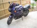 Информация по эксплуатации, максимальная скорость, расход топлива, фото и видео мотоциклов GSX250F Across (1997)