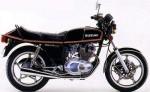 Мотоцикл GSX400E (1980): Эксплуатация, руководство, цены, стоимость и расход топлива