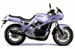 Мотоцикл GSX400XS Impulse (1986): Эксплуатация, руководство, цены, стоимость и расход топлива