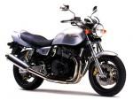 Мотоцикл GSX400 Inazuma (1997): Эксплуатация, руководство, цены, стоимость и расход топлива