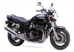 Мотоцикл GSX400 Inazuma (1999): Эксплуатация, руководство, цены, стоимость и расход топлива