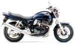 Информация по эксплуатации, максимальная скорость, расход топлива, фото и видео мотоциклов GSX400 Inazuma (2001)