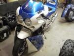 Мотоцикл GSX-R400 (1988): Эксплуатация, руководство, цены, стоимость и расход топлива