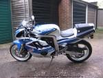 Мотоцикл GSX-R400R (1991): Эксплуатация, руководство, цены, стоимость и расход топлива