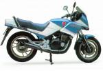 Мотоцикл GSX500 ES (1984): Эксплуатация, руководство, цены, стоимость и расход топлива