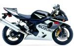 Информация по эксплуатации, максимальная скорость, расход топлива, фото и видео мотоциклов GSX-R600 (2005)