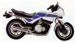 Информация по эксплуатации, максимальная скорость, расход топлива, фото и видео мотоциклов GSX750ES (1985)