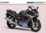 Мотоцикл GSX750F (2005): Эксплуатация, руководство, цены, стоимость и расход топлива