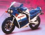 Мотоцикл GSX-R750F (1985): Эксплуатация, руководство, цены, стоимость и расход топлива