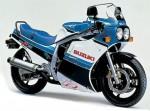 Мотоцикл GSX-R750 (1987): Эксплуатация, руководство, цены, стоимость и расход топлива