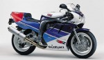 Мотоцикл GSX-R750RR (1989): Эксплуатация, руководство, цены, стоимость и расход топлива