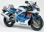 Мотоцикл GSX-R750T (1996): Эксплуатация, руководство, цены, стоимость и расход топлива