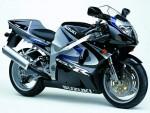 Мотоцикл GSX-R750Y (2000): Эксплуатация, руководство, цены, стоимость и расход топлива