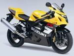 Информация по эксплуатации, максимальная скорость, расход топлива, фото и видео мотоциклов GSX-R750 (2003)