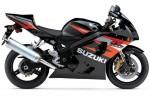 Информация по эксплуатации, максимальная скорость, расход топлива, фото и видео мотоциклов GSX-R750 (2004)