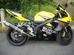 Информация по эксплуатации, максимальная скорость, расход топлива, фото и видео мотоциклов GSX-R750 (2005)