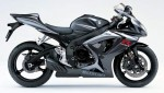Информация по эксплуатации, максимальная скорость, расход топлива, фото и видео мотоциклов GSX-R750 (2007)