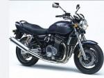 Информация по эксплуатации, максимальная скорость, расход топлива, фото и видео мотоциклов GSX1200 Inazuma (2002)