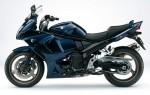 Информация по эксплуатации, максимальная скорость, расход топлива, фото и видео мотоциклов GSX1250FA (2010)