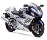 Информация по эксплуатации, максимальная скорость, расход топлива, фото и видео мотоциклов GSX1300R Hayabusa (2003)