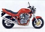 Информация по эксплуатации, максимальная скорость, расход топлива, фото и видео мотоциклов GSF600N Bandit (1995)