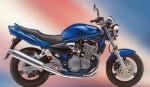 Информация по эксплуатации, максимальная скорость, расход топлива, фото и видео мотоциклов GSF600N Bandit (2000)