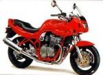 Информация по эксплуатации, максимальная скорость, расход топлива, фото и видео мотоциклов GSF600S Bandit (1995)