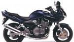 Информация по эксплуатации, максимальная скорость, расход топлива, фото и видео мотоциклов GSF600S Bandit (2000)