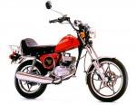 Информация по эксплуатации, максимальная скорость, расход топлива, фото и видео мотоциклов Mame Tan 50E (OR50) (1979)
