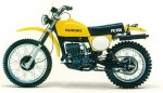 Информация по эксплуатации, максимальная скорость, расход топлива, фото и видео мотоциклов PE250 (1977)